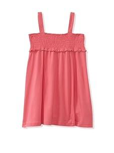 KANZ Girl's Sleeveless Dress (Bubblegum)