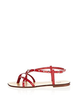 US Polo Assn Sandale Evin (Rot)