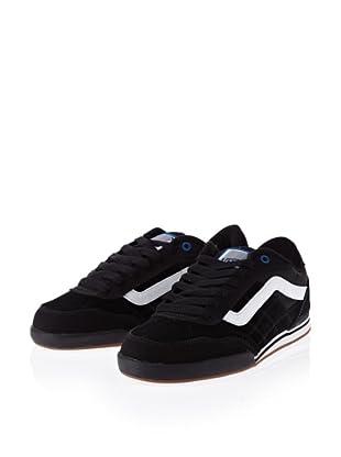 Vans Zapatillas Wylie (Negro (Schwarz/Black/Blue))
