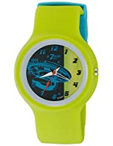 ZoopAnalog Multi-Color Dial Children's Watch - NDC3029PP08