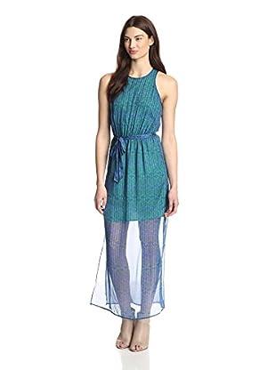 Kaya Di Koko Women's Maxi Dress with Slits