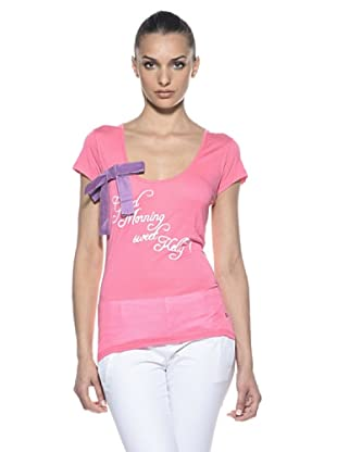 Phard Camiseta Helene (Rosa Fluor)
