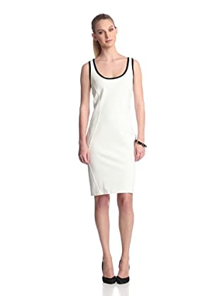 Zelda Women's Jevon Sleeveless Dress (White)