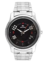 ADAMO Designer Mens Gents Wrist Watch AD556