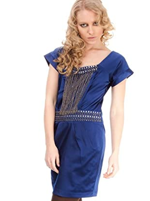 Strena Vestido (Azul Marino)