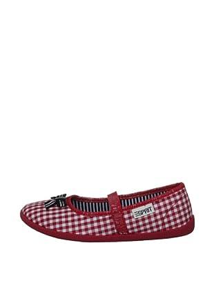 Esprit Shoes Merceditas O12644 (Rojo)