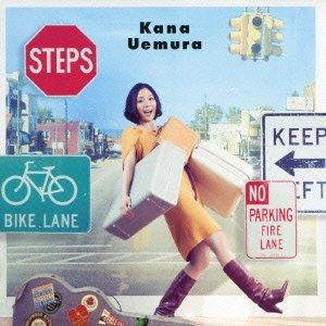 Kana Uemura 植村花菜 – STEPS