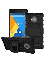 Cellar Defender Case for Micromax Yu Yuphoria -Black