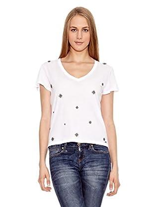 Pepe Jeans London Camiseta Battisti (Blanco)