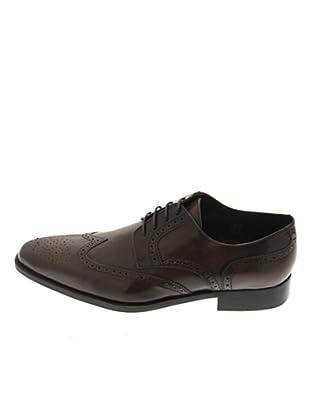 Pascal Morabito Zapatos Business Raúl (Marrón oscuro)
