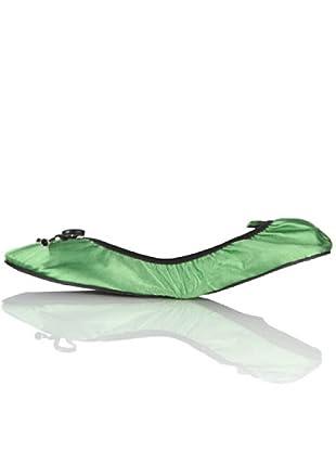 Cocorose Bailarinas Satín (Verde)