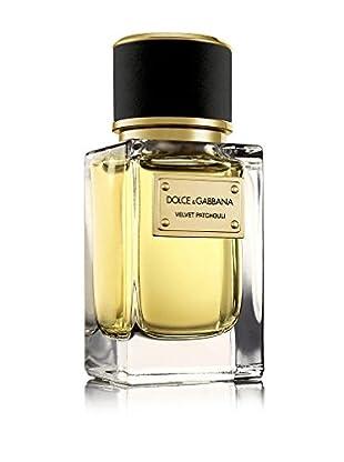 Dolce & Gabbana Herren Eau de Parfum Velvet Patchouli 50 ml, Preis/100 ml: 291.8 EUR
