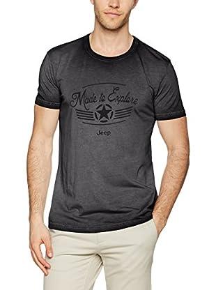 Jeep T-Shirt Manica Corta