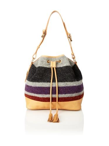 Steven Alan Women's Joli Handbag (Stripes)
