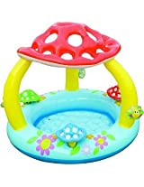 Intex Inflatable Mushroom Shaped Swimming Pool For Kids