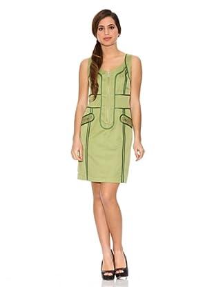 Jota + Ge Vestido Vergara (Verde)