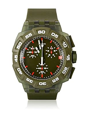 Swatch Quarzuhr Man GREEN HERO SUIG401 42.0 mm