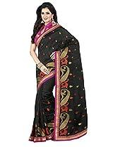 Elegance Fancy Saree-Black-PRMC541-MV-Art Silk