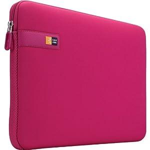 Case Logic LAPS-113 13.3-Inch Laptop / MacBook Air / MacBook Pro Retina Display Sleeve (Pink)
