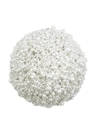Teters Floral Products Medium Pearl Glitter Ball