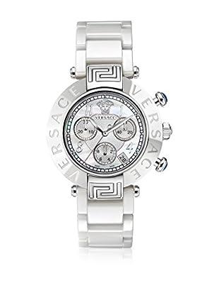 Versace Uhr mit schweizer Quarzuhrwerk Woman Reve Cronógrafo 40 mm