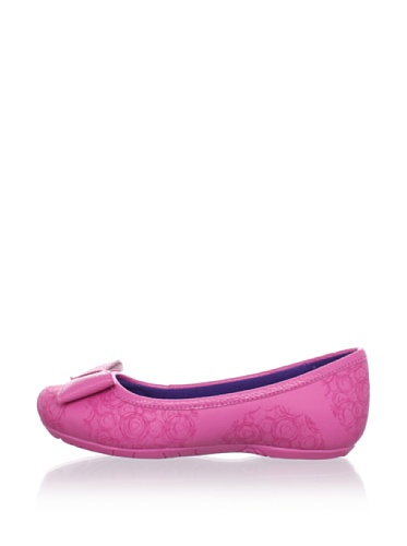 Pampili Kid's Circles Ballet Flat (New Pink)