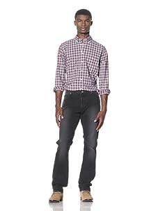 4 Stroke Jean Men's Vanguard Lies Slim Jean (Black)