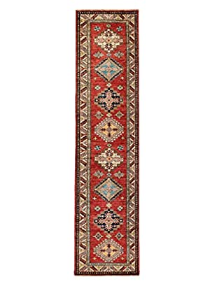 Darya Rugs Shirvan Oriental Rug, Red, 2' 5