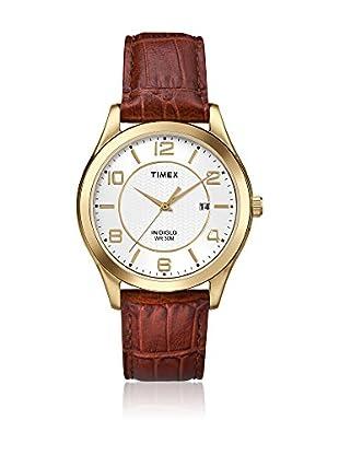 TIMEX Reloj de cuarzo Man Classic Marrón 40 mm