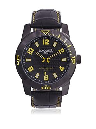 Lancaster Reloj de cuarzo Timeleader 45 mm