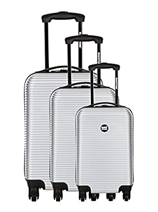 Bag Stone Set de 3 trolleys rígidos Dream