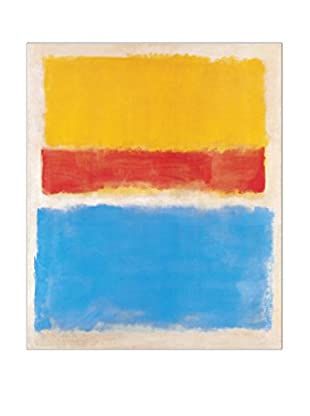 Artopweb Panel Decorativo Rothko Untitled 1953 - 63x53 cm Multicolor