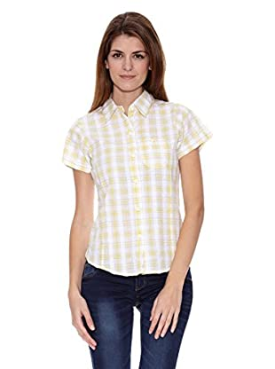 Regatta Camisa Manga Corta Jenna (Amarillo)