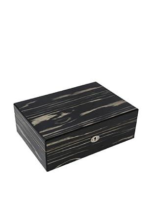 Bey-Berk Jewelry Box, Ebony