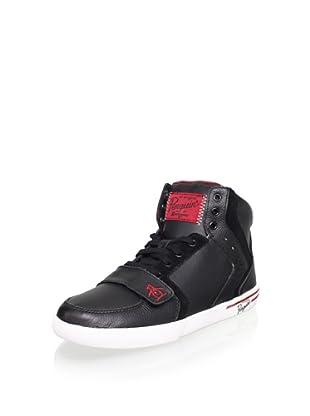 Original Penguin Men's Moby High-Top Sneaker (Black)