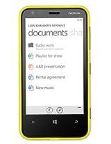 Nokia Lumia 620 (Yellow)