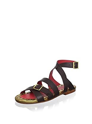 Marni Women's Sandal (Black Earth/Cinnamon)