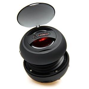 X-Mini V1.1 Portable Speaker (Black)