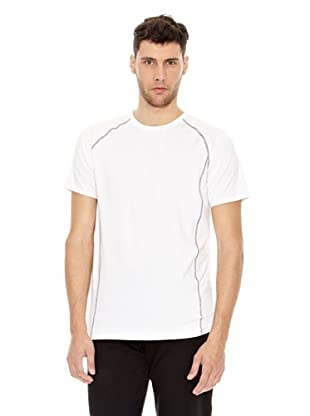 Elevate Camiseta Cool Fit Kingston (Blanco)