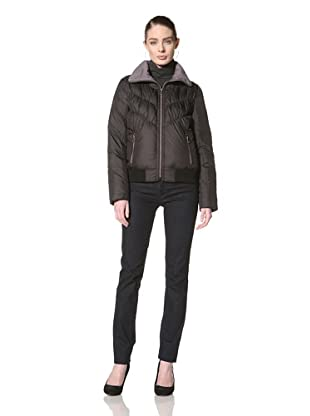 Andrew Marc Women's Joy Down Jacket (Black)