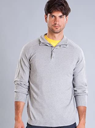 Timberland Jersey con Cuello (Gris)