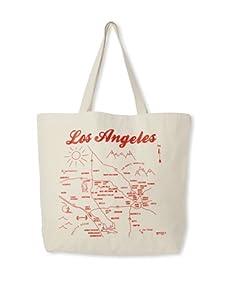 Maptote Los Angeles Tote, Orange