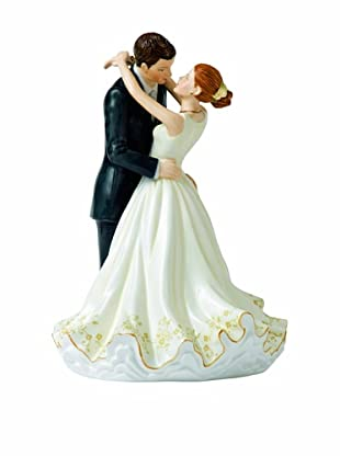 Royal Doulton Occasions Forever Cake Topper