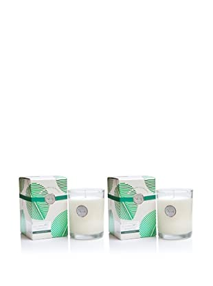 The Soi Co. Set of 2 13.5-Oz Fresh Balsam Luxe Box Candles