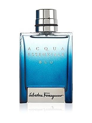 Salvatore Ferragamo Eau de Toilette Herren Acqua Essenziale Blu 50 ml, Preis/100 ml: 59.9 EUR