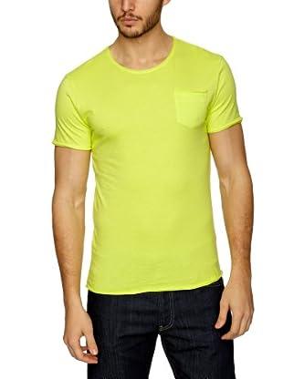 Villain Camiseta James (Amarillo)