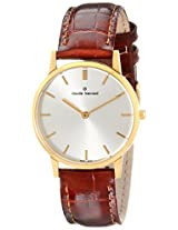 Claude Bernard Analogue White Dial Women's Watch - 20060 37J AID