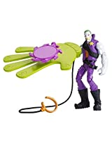 The Joker w/ Slapstick Smack ~4 Mini-Action Figure: Batman Unlimited Basic Figure + Accessories Series