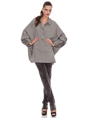 Dolores Promesas Camisa Murciélago (gris)