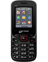 Micromax X088 (Black-Red)